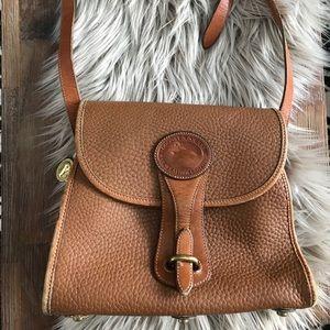 Vintage Leather Dooney & Bourke Purse Pocketbook